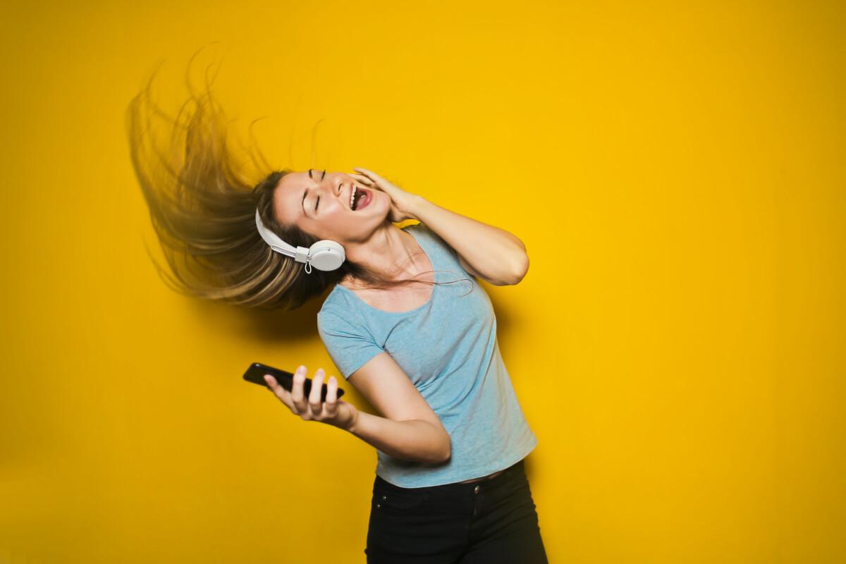 Palestra revela como a música inspira momentos felizes
