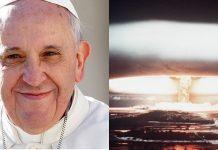 papa-bispos-de-europa-e-eua-pedem-prioridade-maxima-para-desarmamento-nuclear