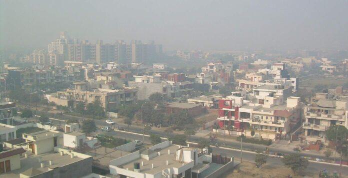 poluição-na-india